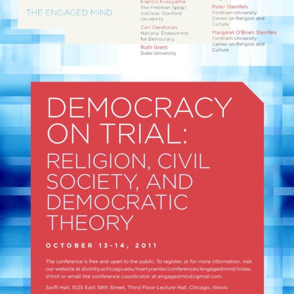 Democracy on Trial: October 13-14