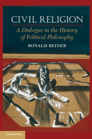 """Civil Religion: A Dialogue in the History of Political Philosophy"""