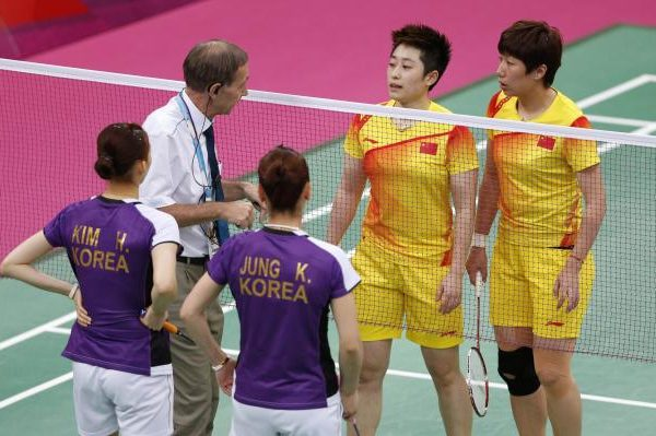 Badminton and Circusses: The Olympics as Distraction