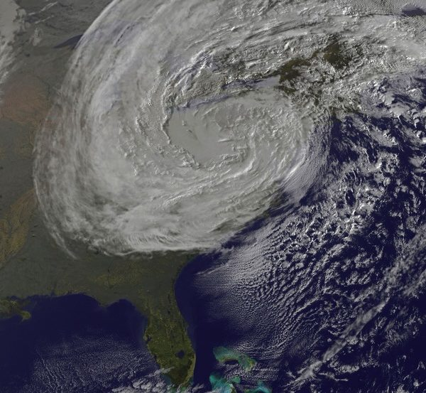 Superstorms and the Demise of Prudence