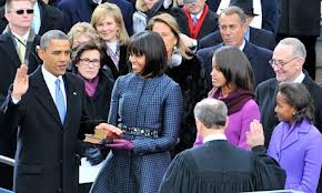 American Exceptionalism Re-Envisioned:  Barack Obama's Second Inaugural Address