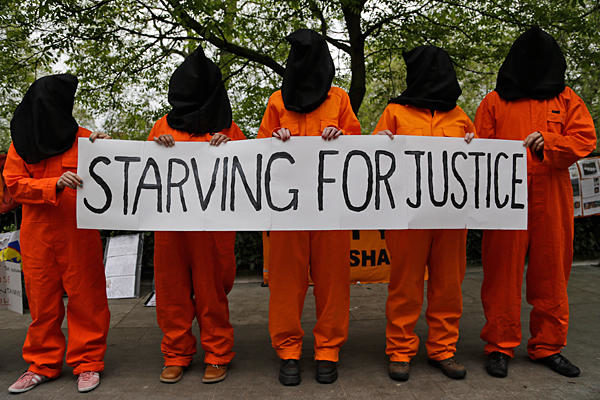 On the Force-feeding of Hunger Strikers