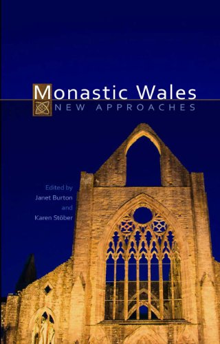 Book Preview: Monastic Wales edited by Janet Burton and Karen Stöber