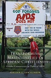 Book Preview – Transforming Masculinities in African Christianity by Adriaan van Klinken