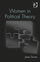 Book Preview – Women in Political Theory by Jane Duran