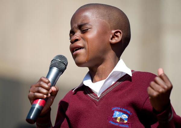 Mandela may be gone, but his DNA lives on – Carl Stauffer
