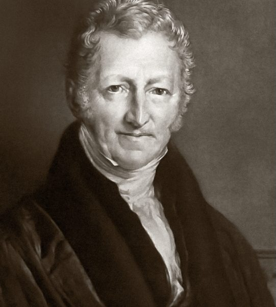 Thomas Malthus and the Doctrine of Evil