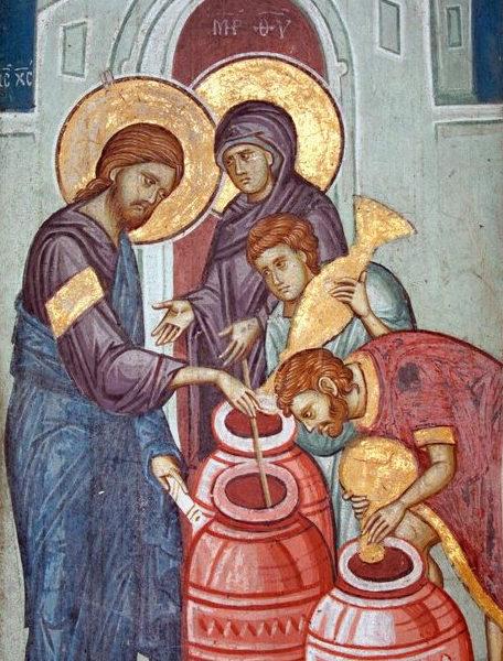The Politics of Motherhood—John 2:1-11