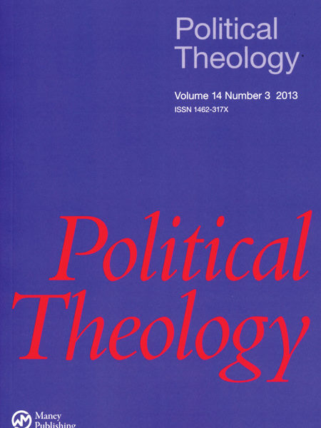 Political Theology's New Online Submission System