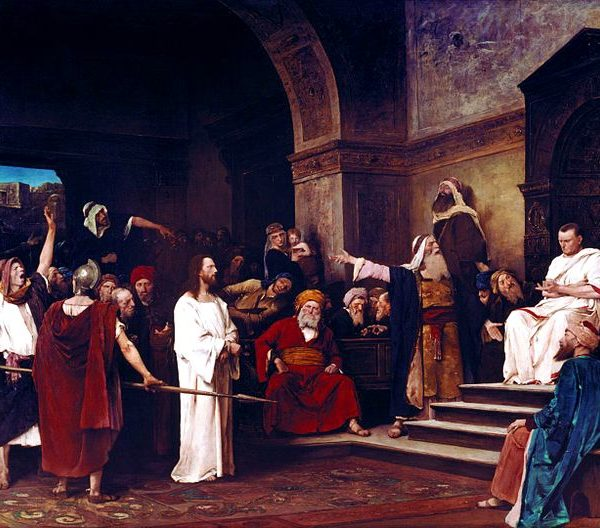 The Politics of a Misunderstood Kingdom—John 18:28-38 (Alastair Roberts)