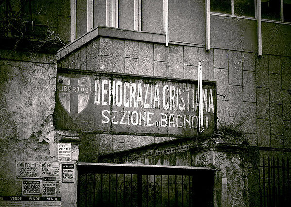 The Decline of Political Catholicism in Italy
