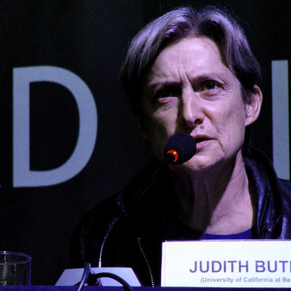 """Moderating"" Judith Butler at the Association of Jewish Studies (Zachary Braiterman)"