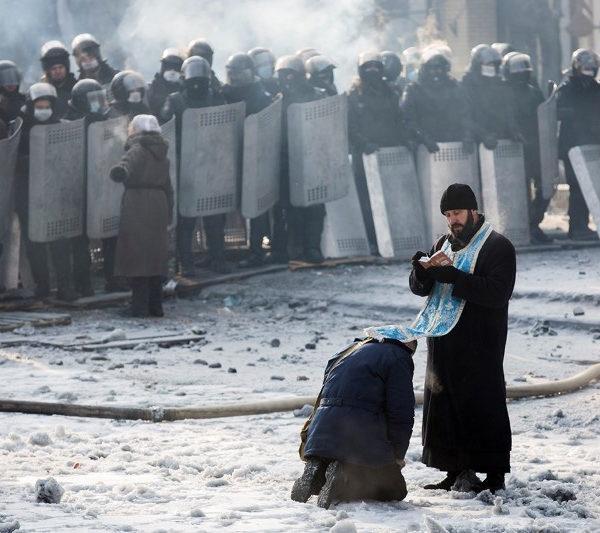 Mysticism, Democracy, and Ukraine