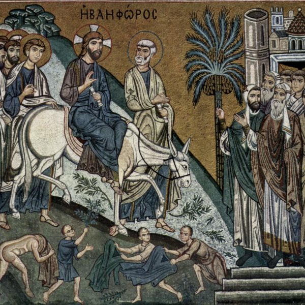 The Politics of Plots & Pilgrimage—John 12:12-17 (Amy Allen)