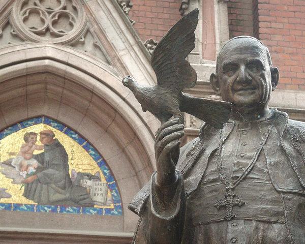 The Political Vision of Saint John XXIII – Randall S. Rosenberg