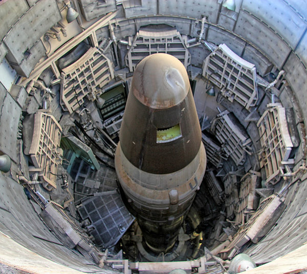 Nuclear Deterrence: When an Interim Ethic Reaches Its Expiration Date – Laurie Johnston