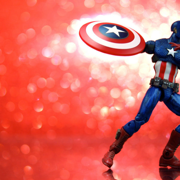 A Retrospective on a Righteous Pagan: The Political Theology of Captain America, Pt. 1 (by Benjamin Wood)