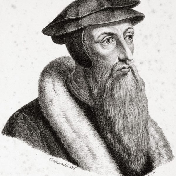 John Calvin and the Logic of Armed Resistance, Pt. 1 (Andrew Fulford)