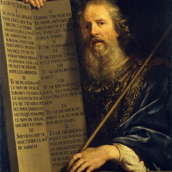 The Politics of Religious Laws—Exodus 20:3-11 (Mark Davis)