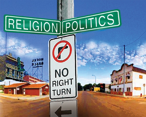 Between Religion and Politics: Towards a Model of Translation