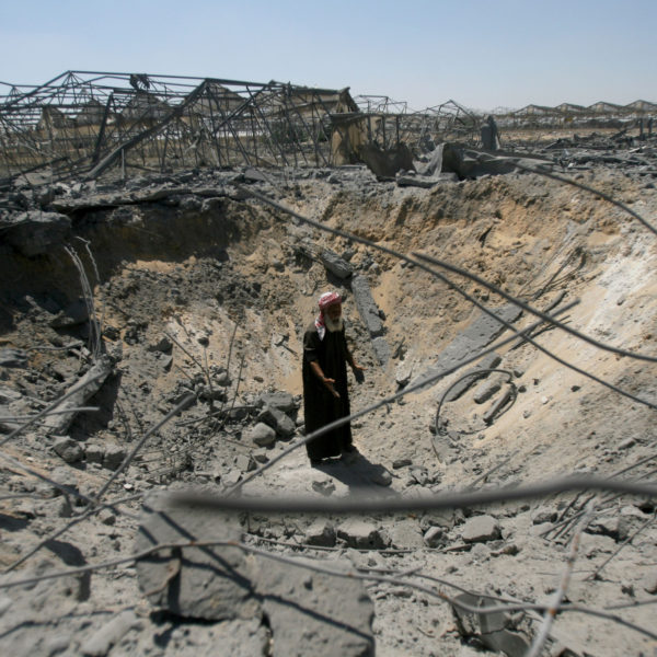 Gaza, Ukraine, and the Limits of International Law (Paul W. Kahn)