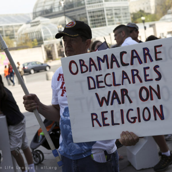 """""""Religious Freedom"""" and the ACA: Campaigning on the Sovereign Exception"""