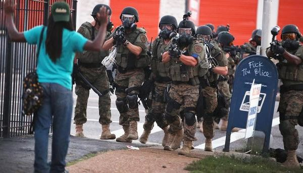 Was Rand Paul right about Ferguson?  What Political Theology has to do with Ferguson