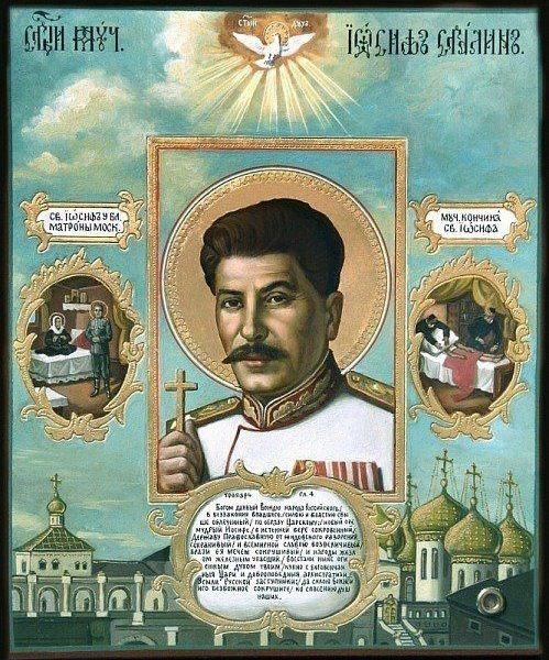 Saint Iosif: Stalin and Religion