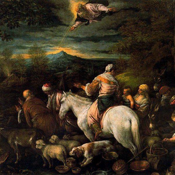 The Politics of Conquest—Genesis 12:1-9 (Amy Allen)