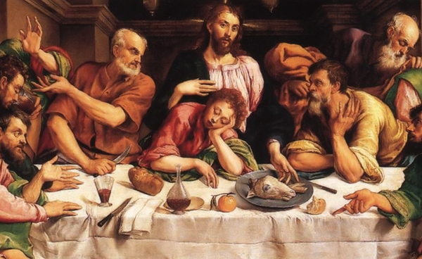 Jesus the Epicurean: or Why the Personal really is Political (Benjamin Wood)