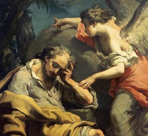 The Politics of Righteous Joseph—Matthew 1:18-25 (Mark Davis)