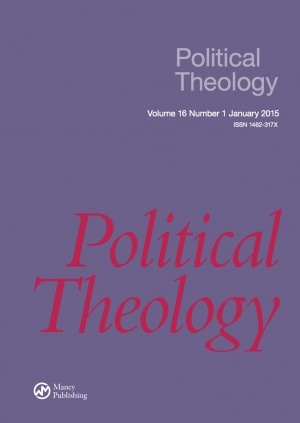 Announcing PT 16.1: Theology, Plurality, and Society