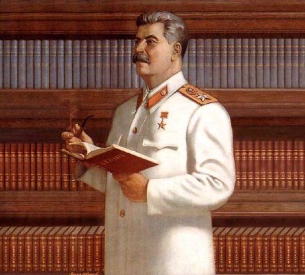 Stalin's Biblical Rhetoric