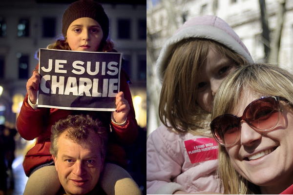 Terror, Charlie Hebdo and Planned Parenthood – Cristina Richie