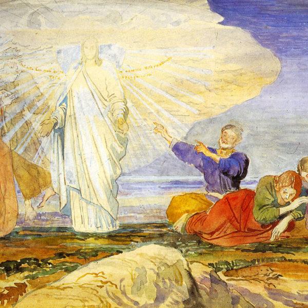 The Politics of Bedazzlement—Mark 9:2-9 (Mark Davis)