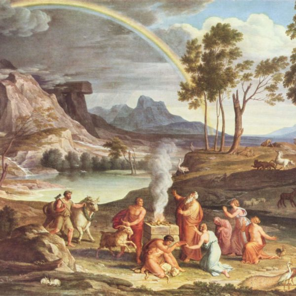 The Politics of Saving Everybody—Genesis 9:8-17 (Timothy Simpson)