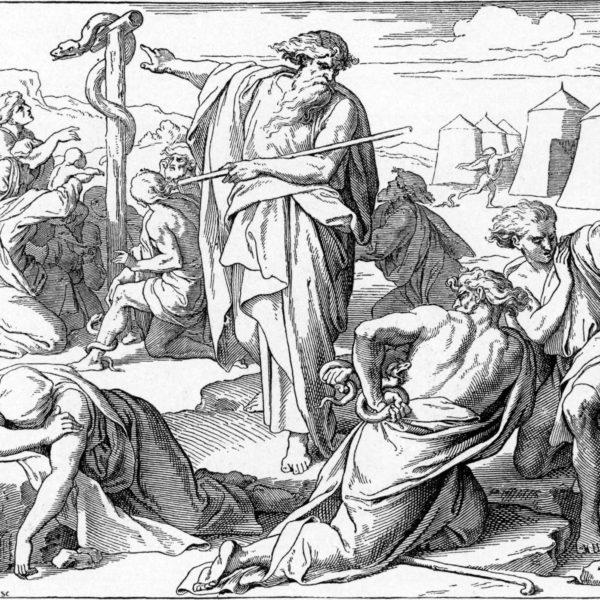 The Politics of Reckoning—John 3:14-21 (Mark Davis)