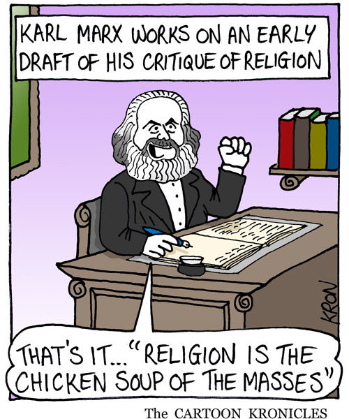 Religion: Idealism or Materialism?