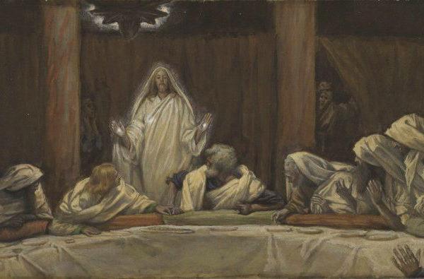 The Politics of Resurrection Hermeneutics—Luke 24:36-48 (Mark Davis)