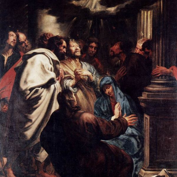The Politics of Making a Prophet—Acts 2:1-21 (Alastair Roberts)