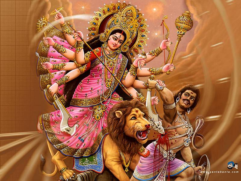 The Hindu Goddess in Indian Politics (Atreyee Sen) | Political