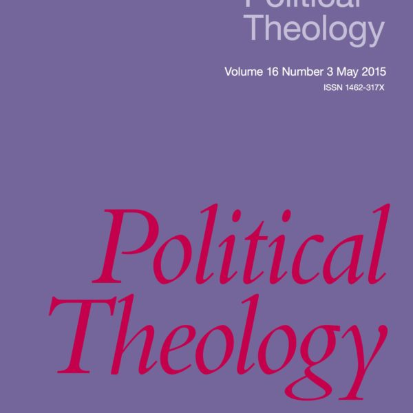 Introducing Political Theology 16.3