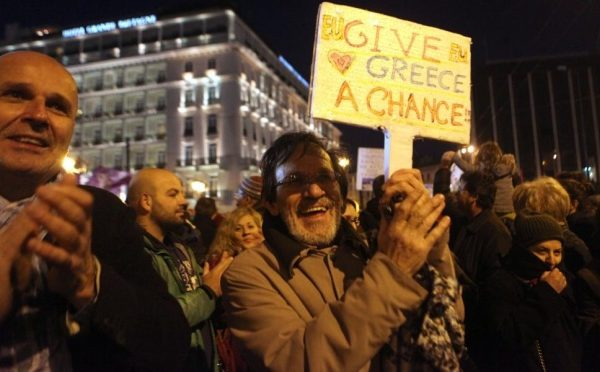 Forgive Us Of Our Debts, But Not When It Comes to the Greeks