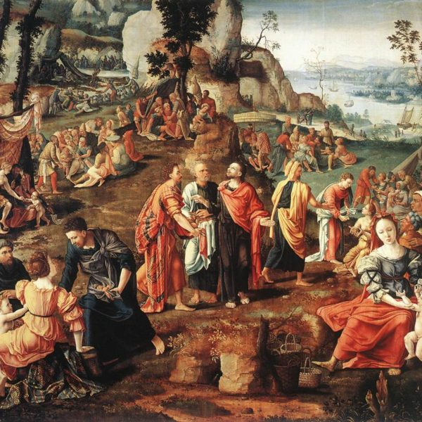The Politics of Downward Mobility—John 6:1-21 (Robert Williamson)
