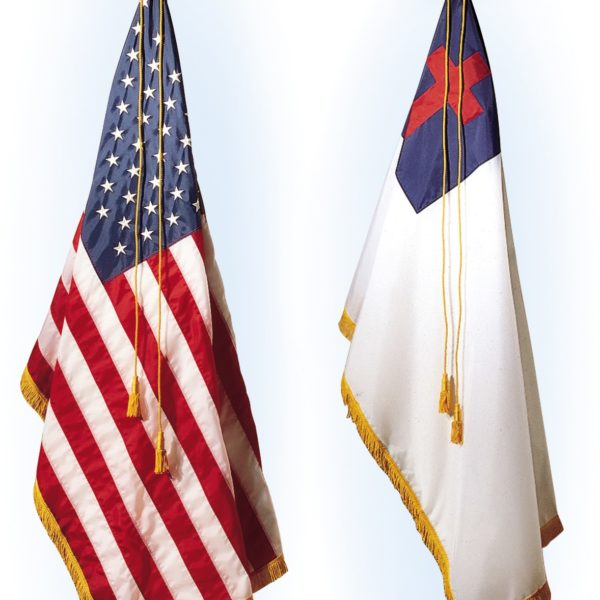QUICK TAKES – If We Raise the Christian Flag Above Old Glory, What Does That Really Imply?