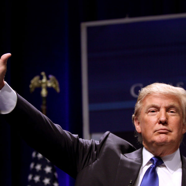 Donald Trump, Demagogue