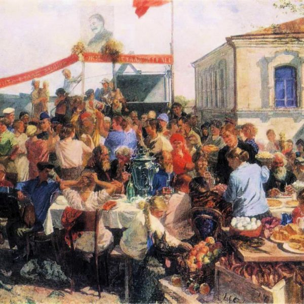 Glimpses of a New Human Nature: Stalin and the Enthusiasm of Socialism (Part 1)