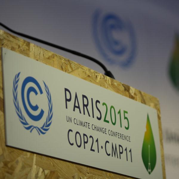 COP21: All Politics is Local
