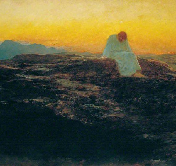 The Politics of Pressure—Deuteronomy 26:1-11 and Luke 4:1-13 (Jan Rippentrop)