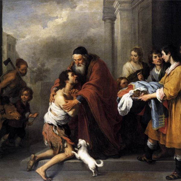 The Politics of the Welcoming Father—Luke 15:1-3, 11b-32 (Amy Allen)